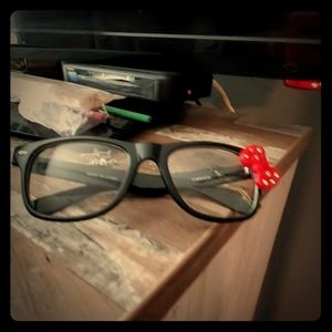 ADULT FRAMES HELLO KITTY GLASSES USE W OR WO RX